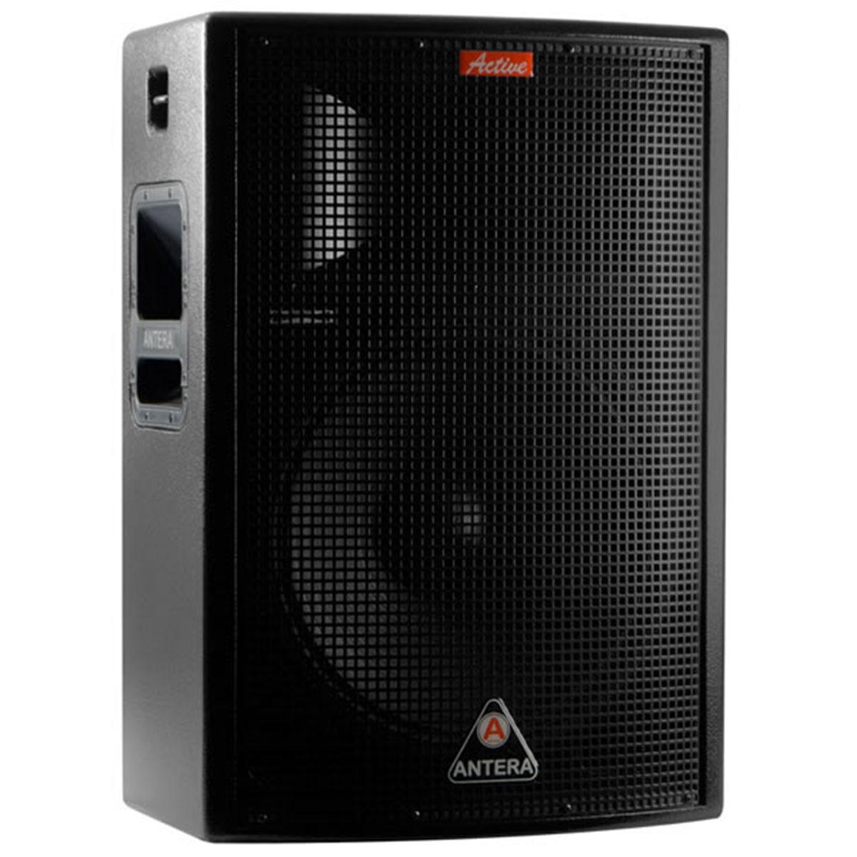 Caixa Ativa 350W Preta TS 700 A X - Antera