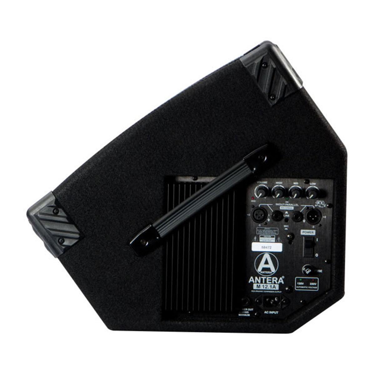 Monitor Ativo 170W Preto M 12.1 A - Antera