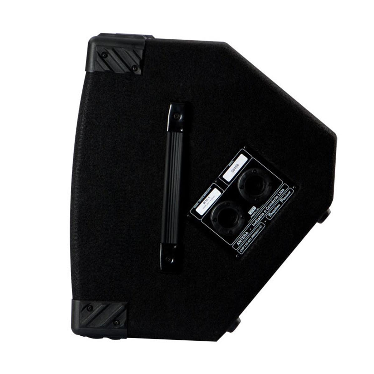 M10.1 - Monitor Passivo 100W Preto M 10.1 - Antera