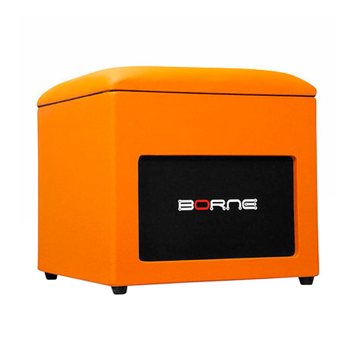 Caixa Passiva Lounge Cube Laranja - Borne