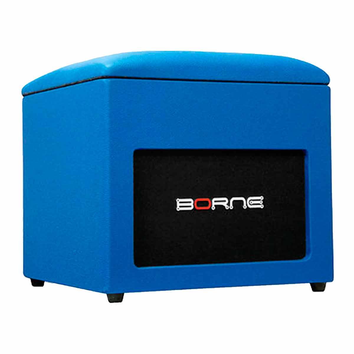 Caixa Passiva Lounge Cube Azul - Borne