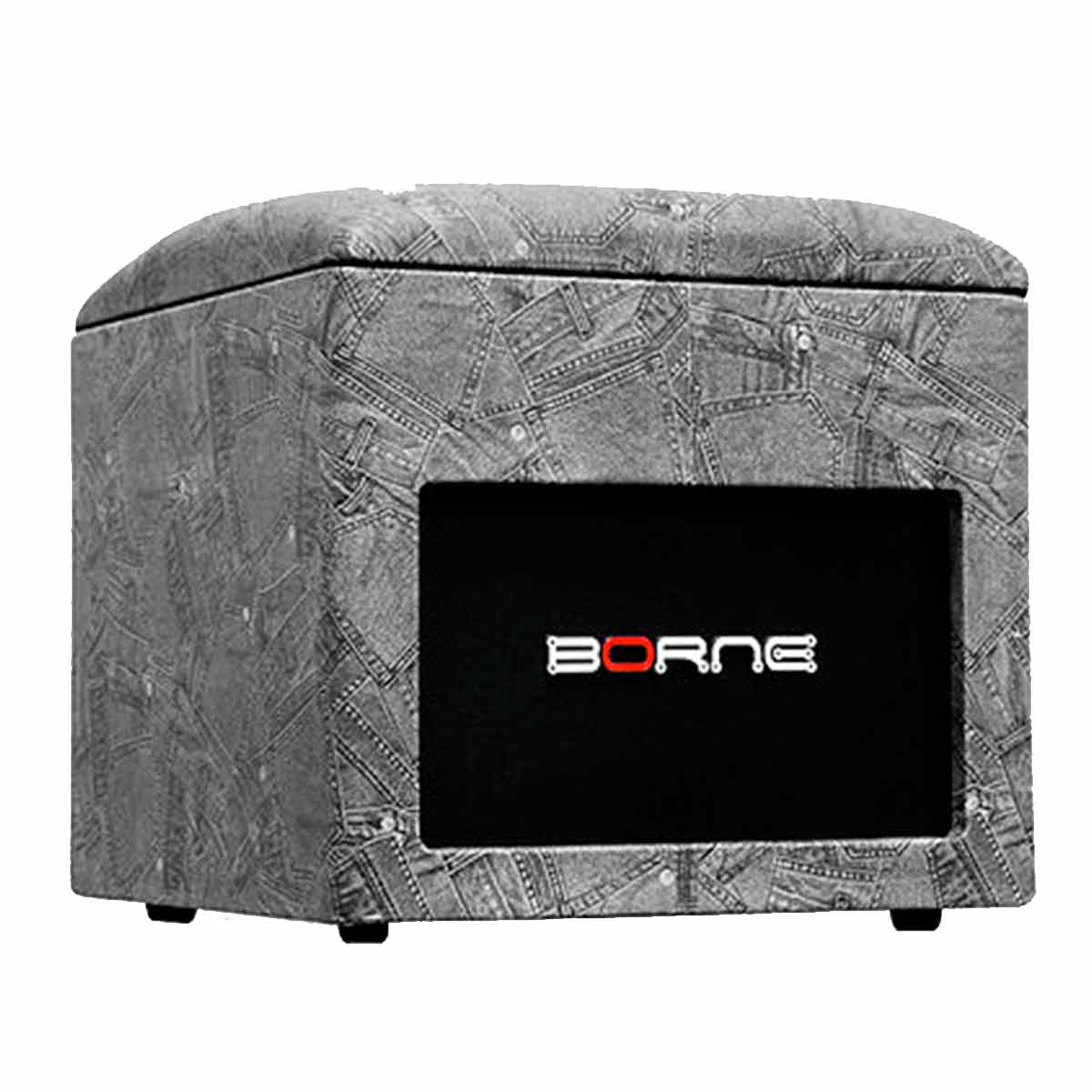 Caixa Passiva Lounge Cube Jeans - Borne