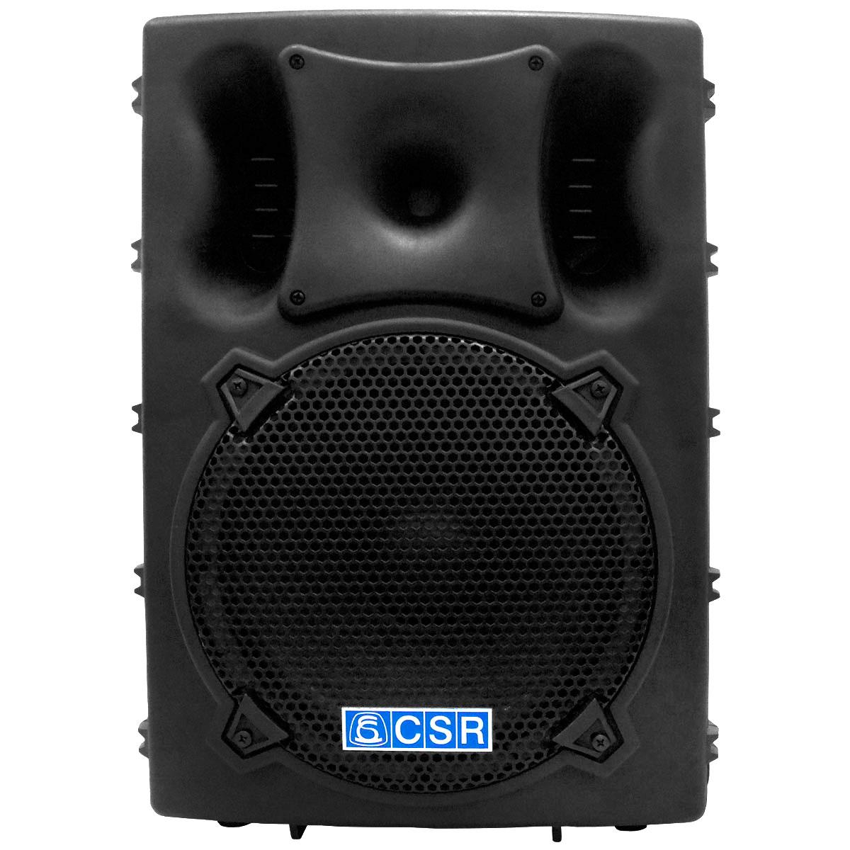 Caixa Acústica Csr 250 W Rms 3000p