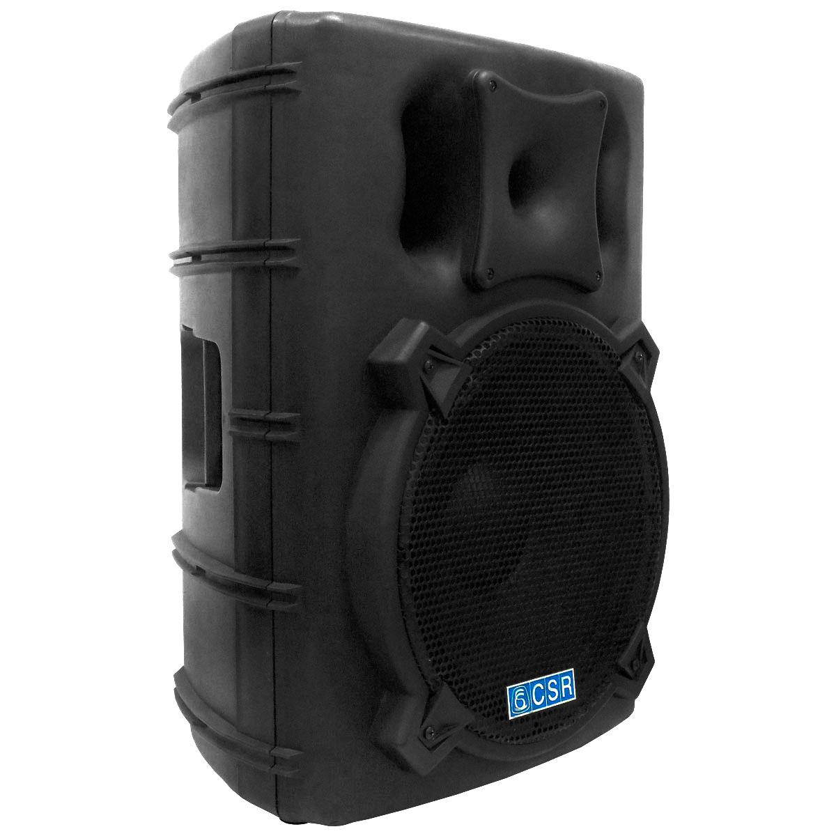 Caixa Ativa Fal 15 Pol 300W c/ USB - CSR 4000 A