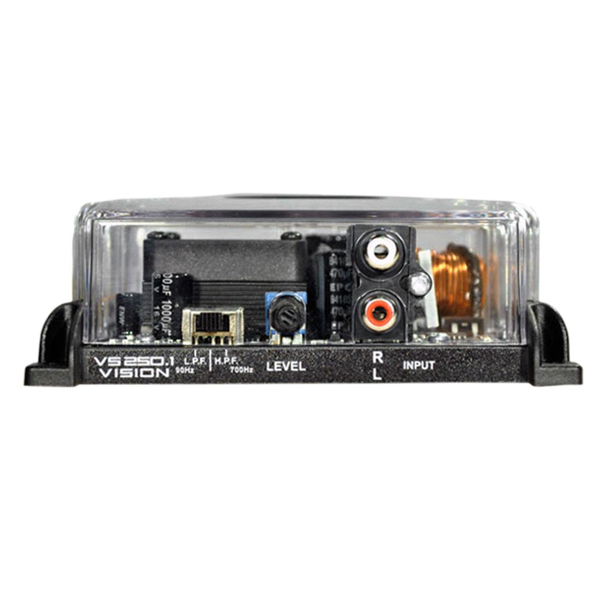 VS2501 - M�dulo Amplificador Digital 250W 1 Canal 2 Ohms VS 250 1 - Stetsom