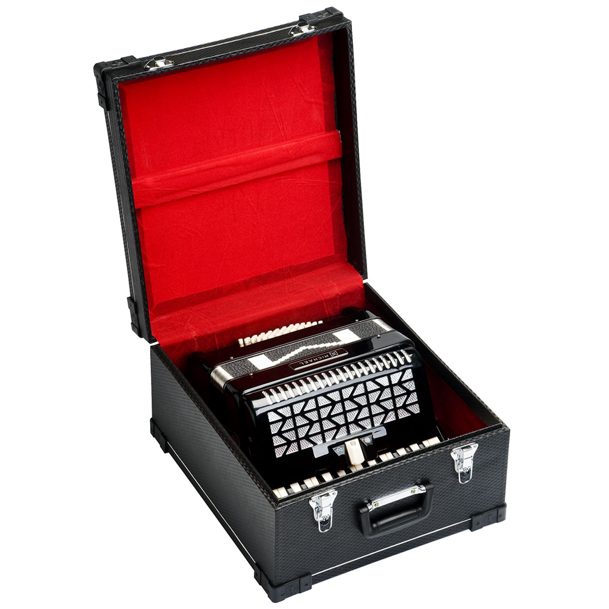 Acordeon de 48 Baixos - ACM 4803 N SPB Michael