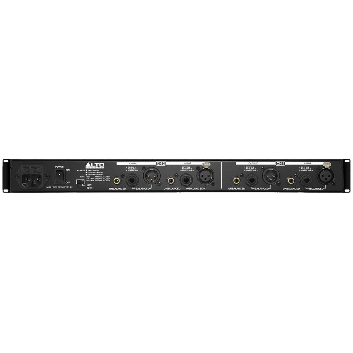 AEQ215 - Equalizador Gr�fico 15 Bandas AEQ 215 - Alto