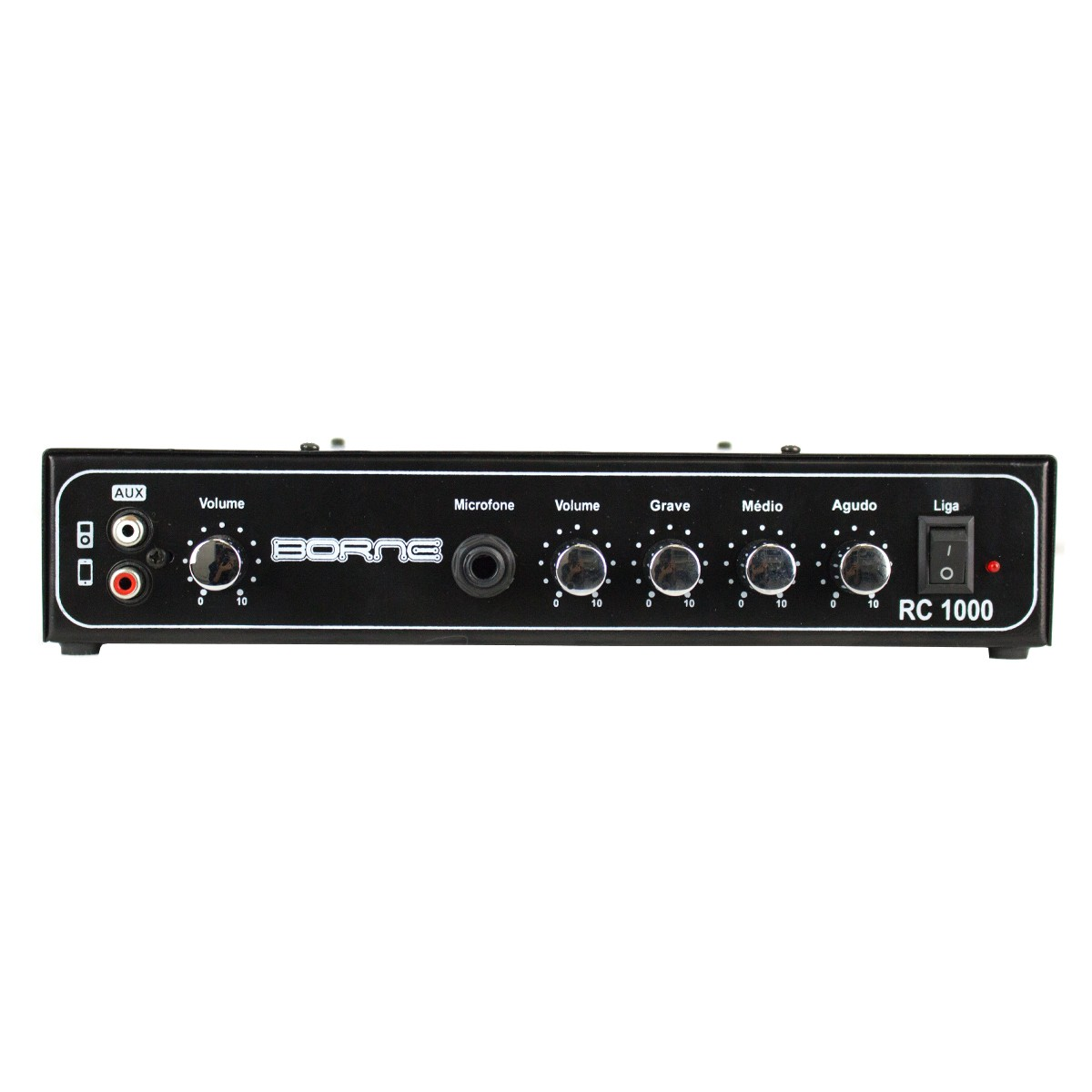 Amplificador Som Ambiente 30W RC 1000 - Borne
