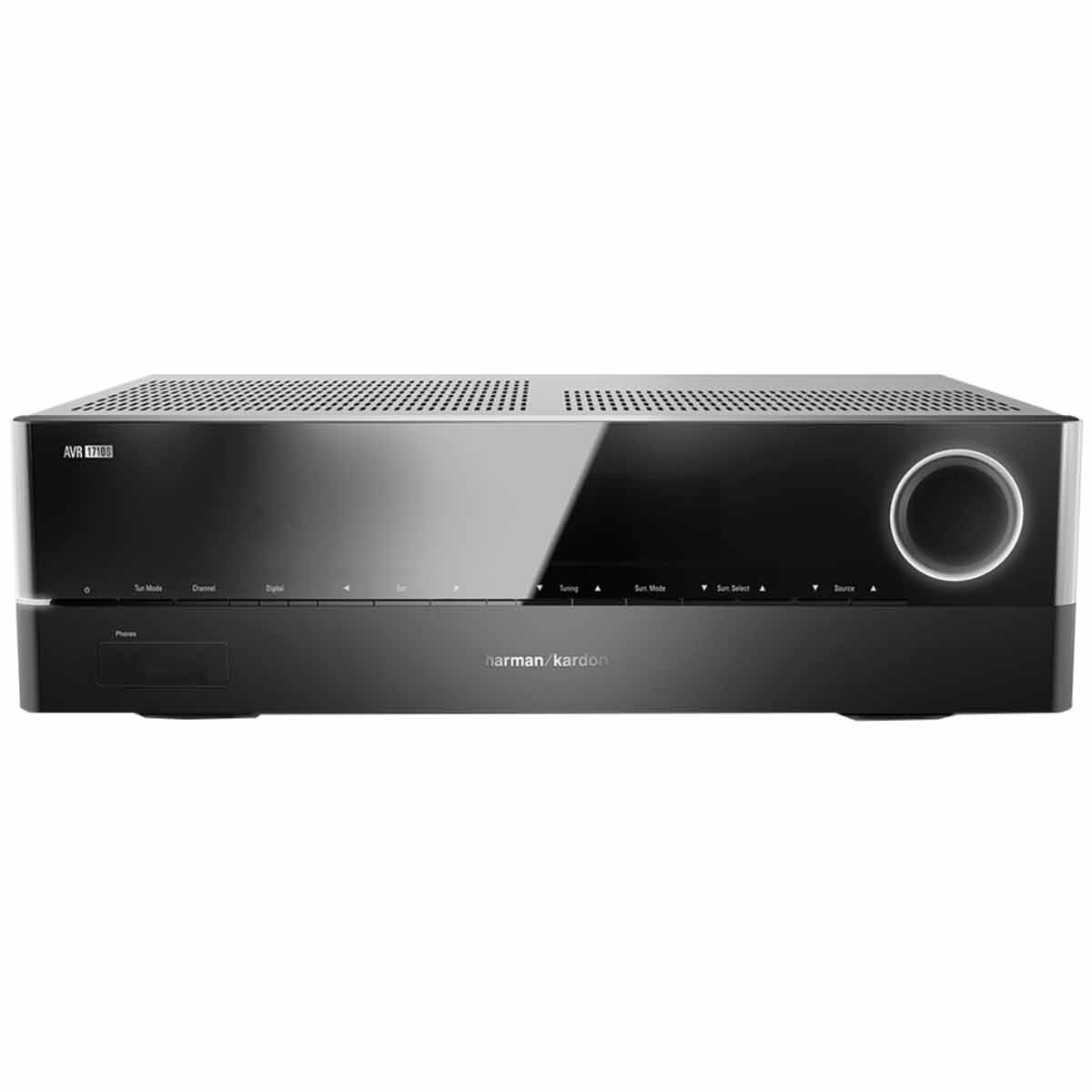Receiver 7.2 Canais 6 HDMI c / Bluetooth e Lan AVR 1710S - Harman Kardon