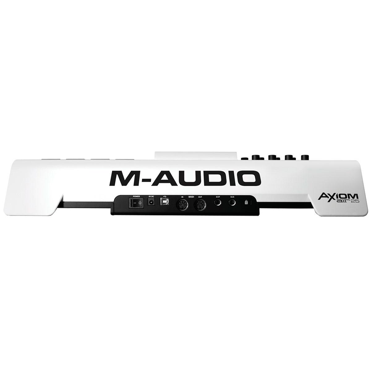 Teclado Controlador MIDI 25 Teclas c/ USB - Axiom AIR 25 M-Audio