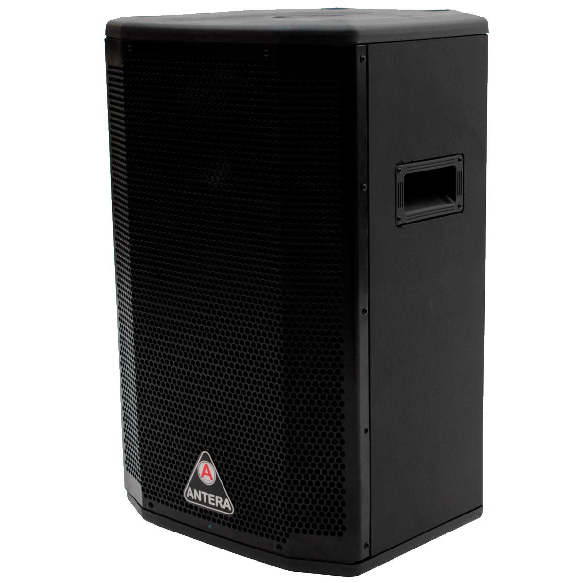 Caixa Ativa 200W c/ Bluetooth e USB SC 12 A Preta - Antera