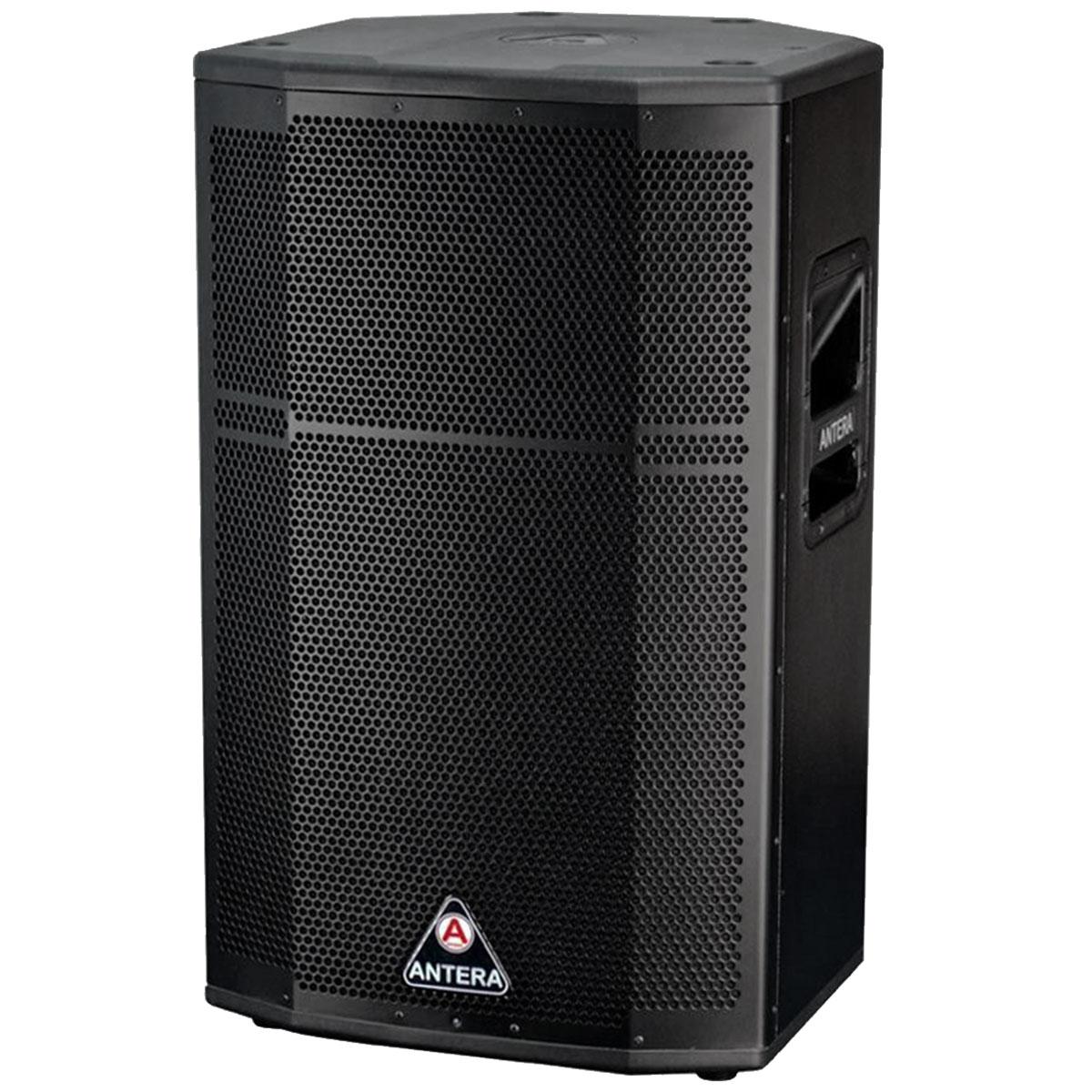 Caixa Ativa 500W Preta HPS15A - Antera