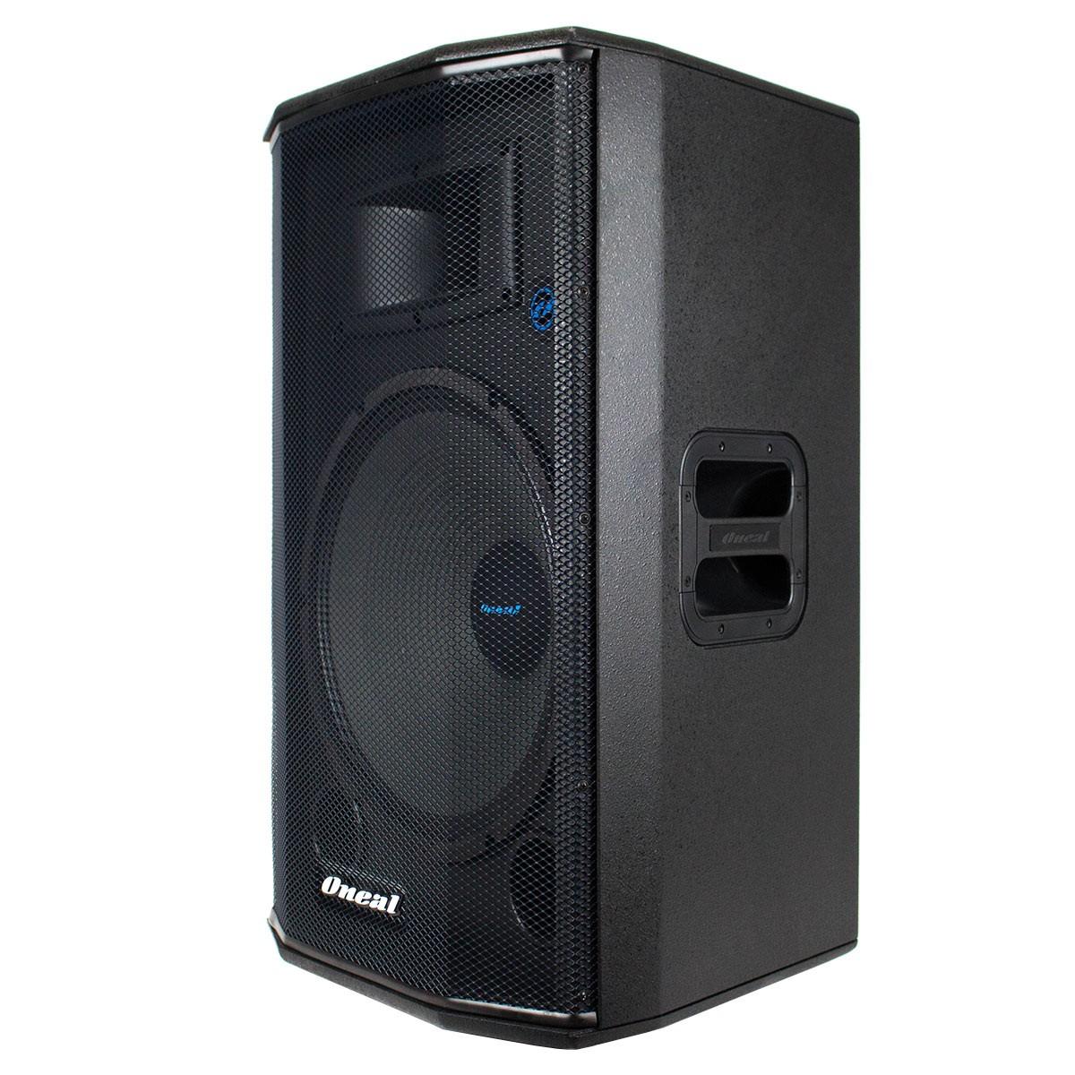 Caixa Ativa Fal 15 Pol 450W c/ USB / Bluetooth - OPB 2050 Oneal