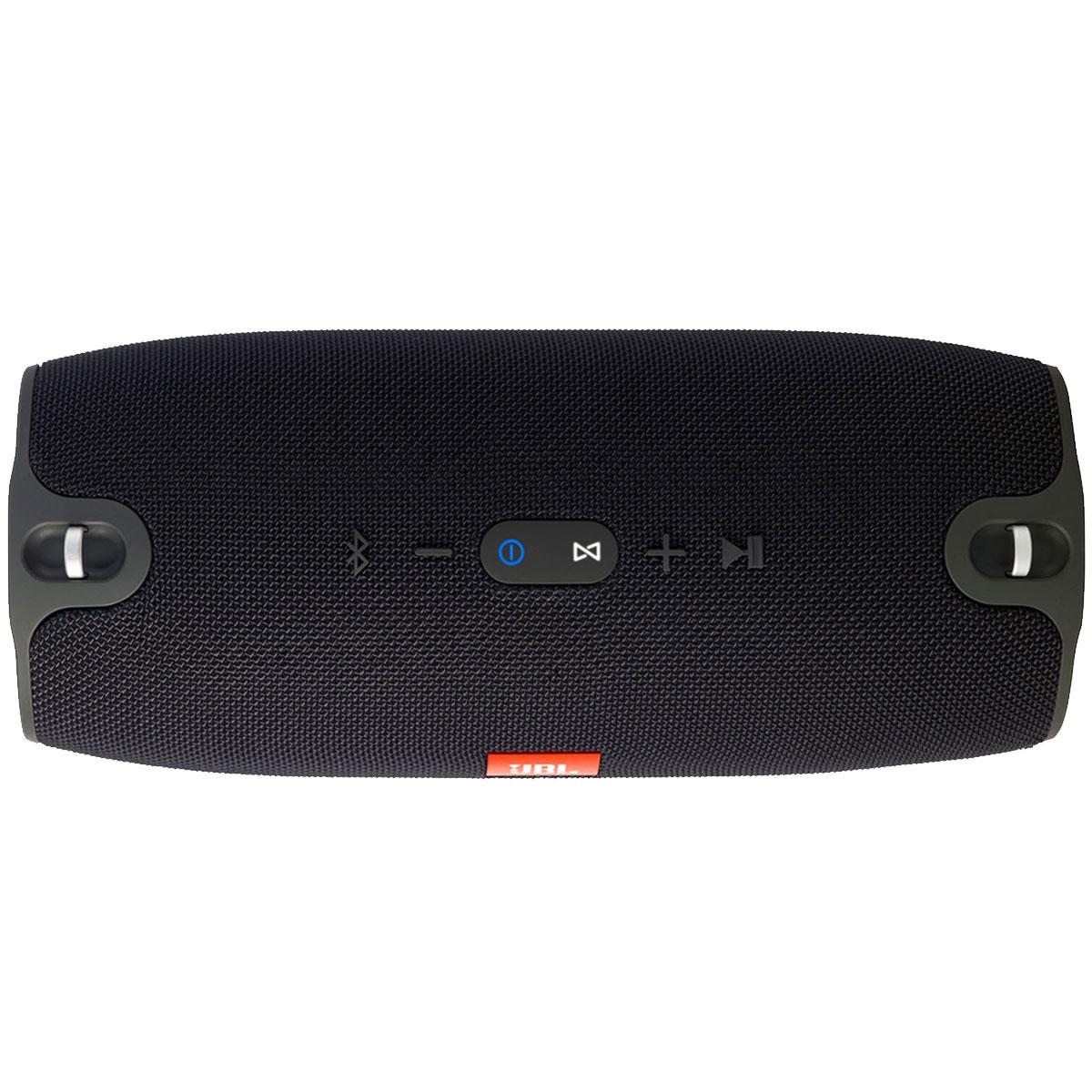 Caixa de Som Portátil c/ Bluetooth JBL Xtreme Preta - JBL