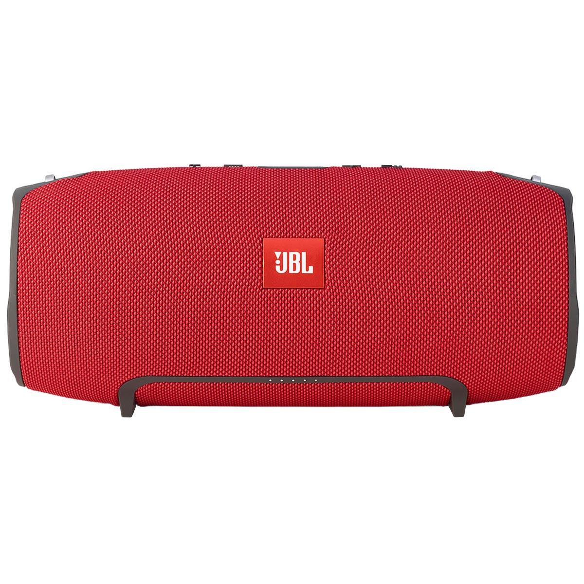 Caixa de Som Portátil c/ Bluetooth JBL Xtreme Vermelha - JBL
