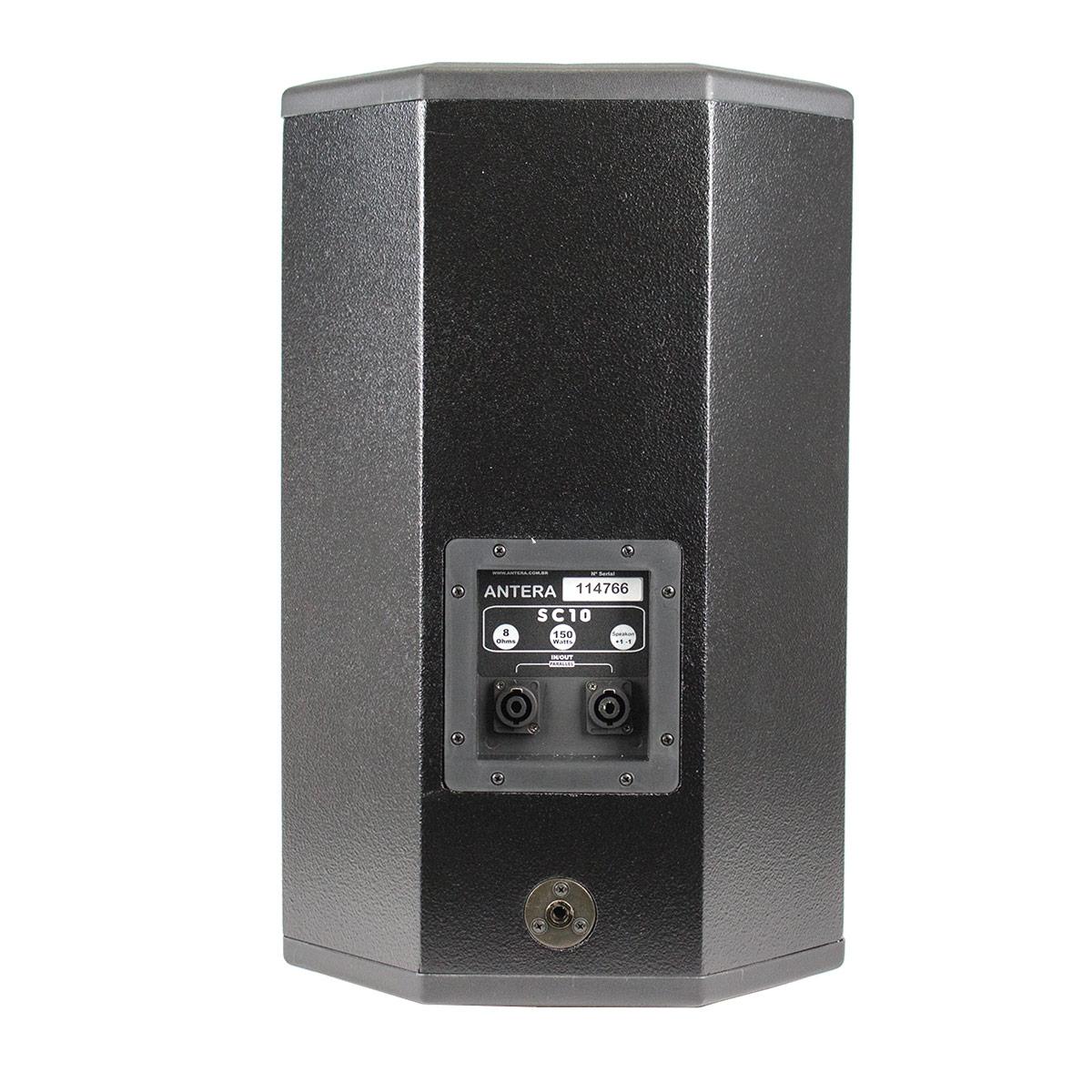 Caixa Passiva Fal 10 Pol 150W c/ FLY - SC 10 Antera