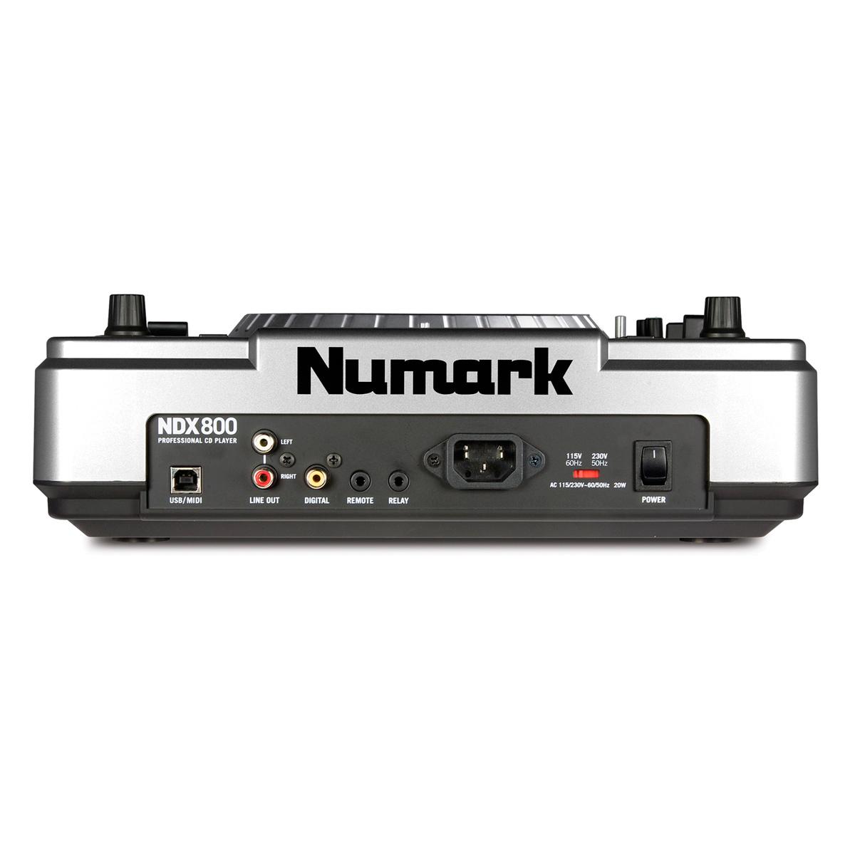 CDJ Player c/ USB NDX800 - Numark