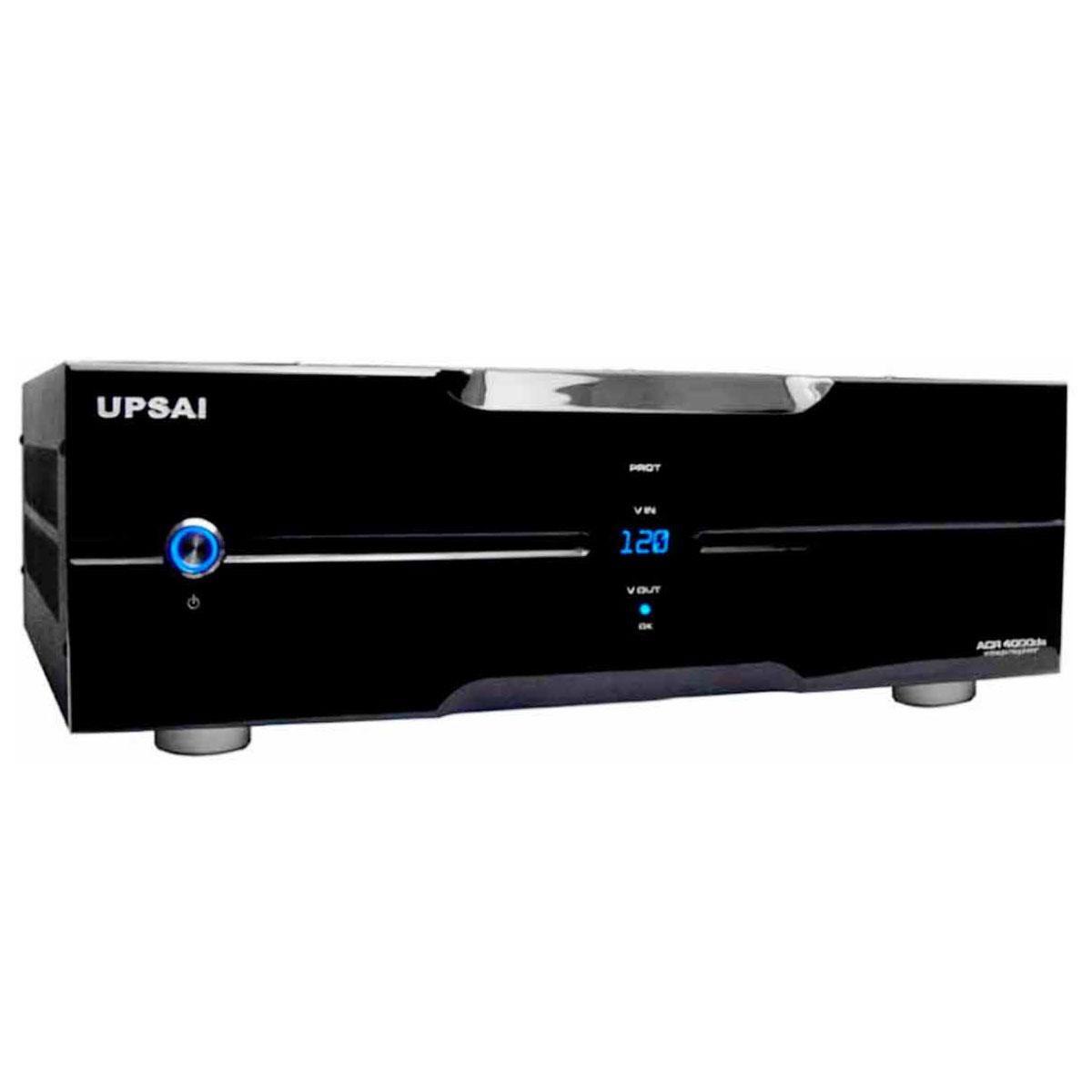 Condicionador de Energia Estabilizado 3100VA 110V ACR 4000ds - Upsai