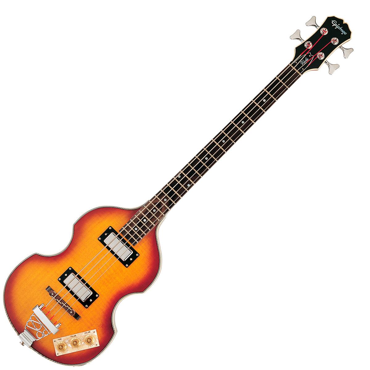 Contrabaixo Passivo 4 Cordas - Viola Bass Epiphone