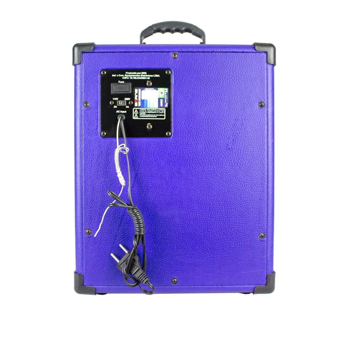 Cubo Multiuso Fal 6,5 Pol 40W c/ USB / Bluetooth - V 160 BT Borne