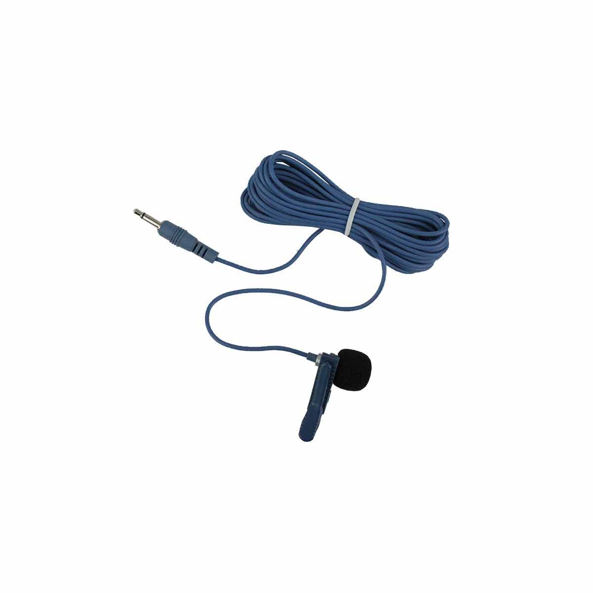 Microfone c/ Fio Lapela - EM 3 Yoga