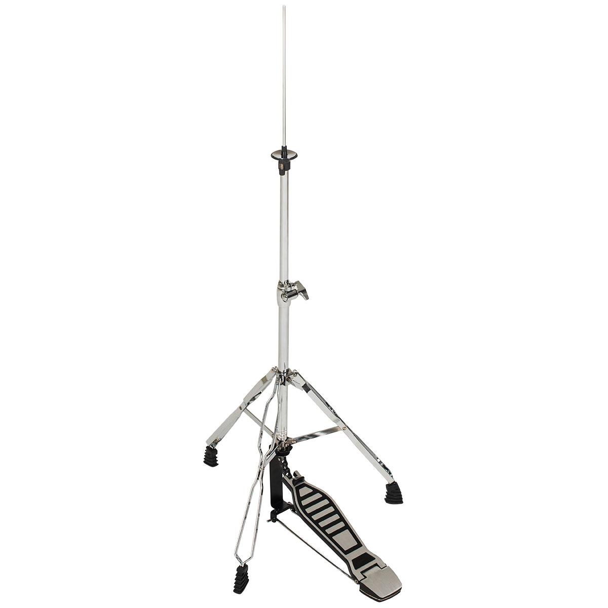 Estante para Chimbal Audition HHM820 Cromada c/ Preto - Michael