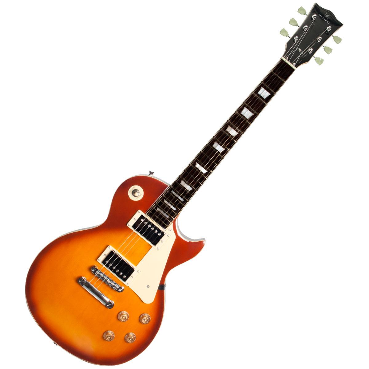 Guitara Les Paul Strike GM750 VS Vintage Sunburst - Michael