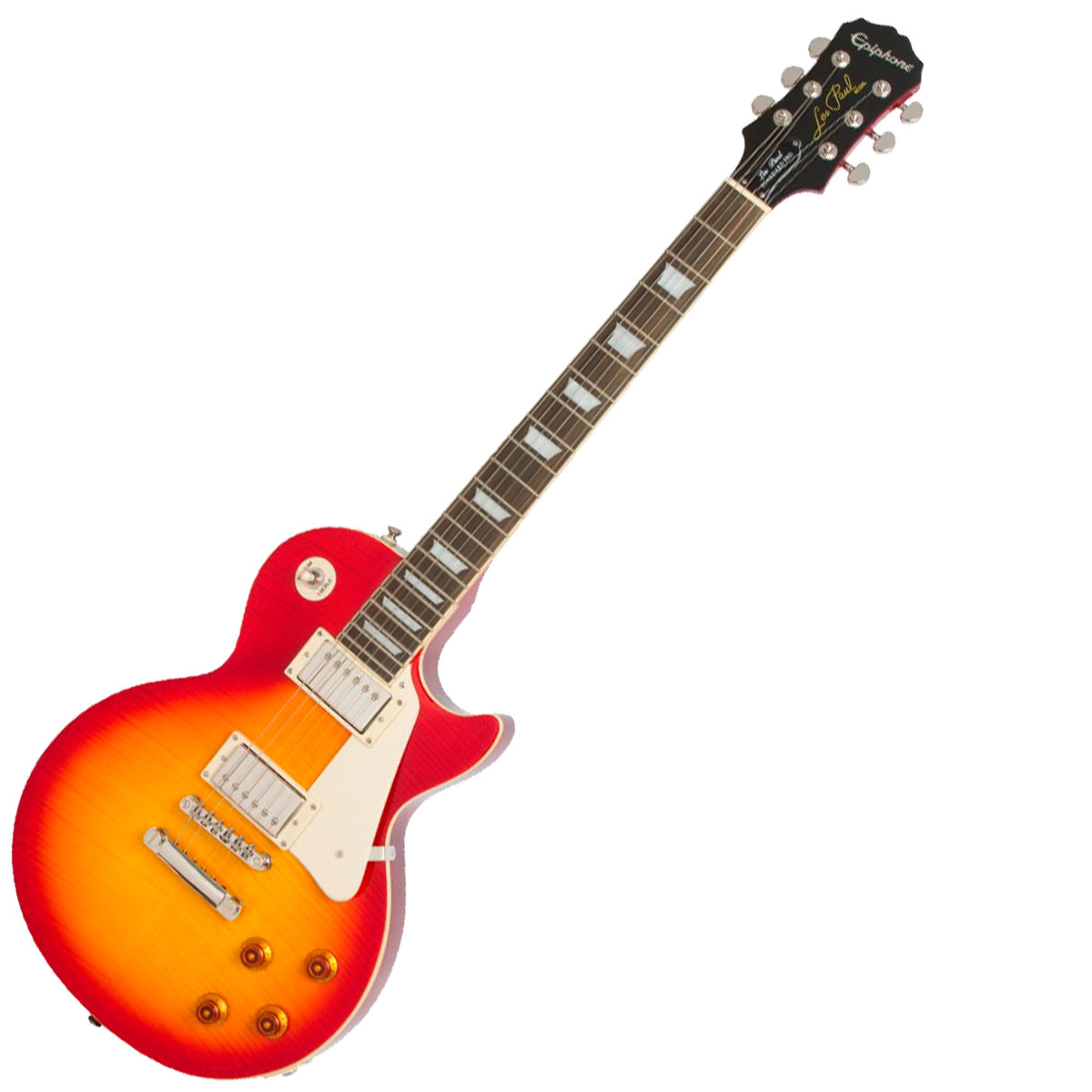 Guitarra Les Paul Standard Plus Top PRO Heritage Cherry Sunburst - Epiphone
