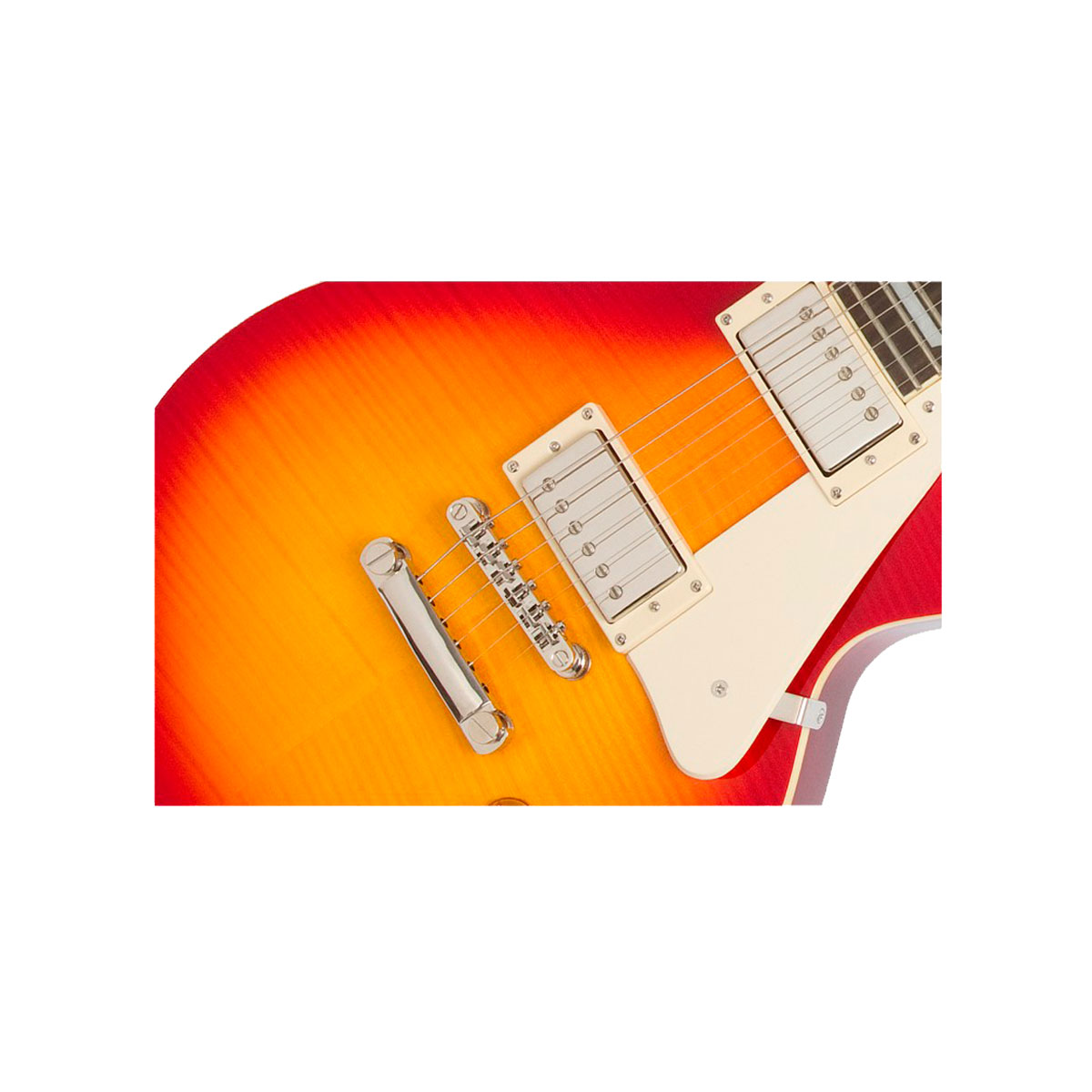 Guitarra Les Paul Standard Plus Top PRO Heritage Cherry Sunburst - Epiphone