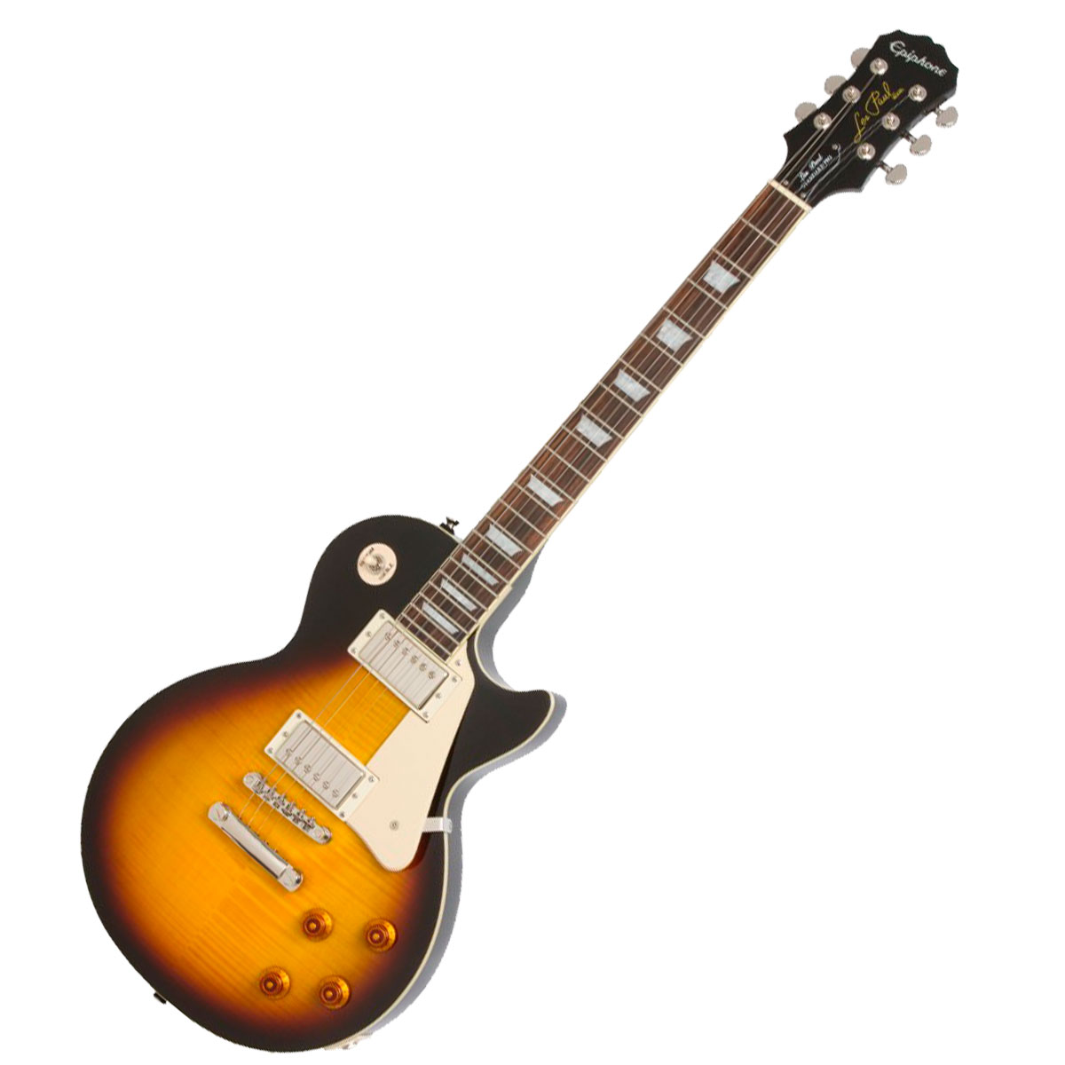 Guitarra Les Paul Standard Plus Top PRO Vintage Sunburst - Epiphone