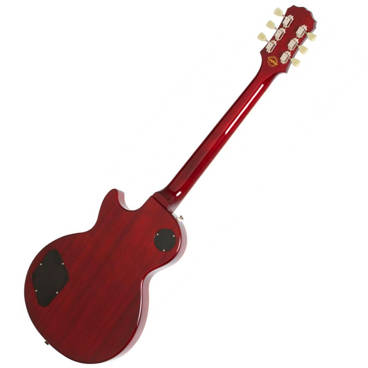 Guitarra Les Paul Standard Slash Rosso Corsa c/ Case - Epiphone
