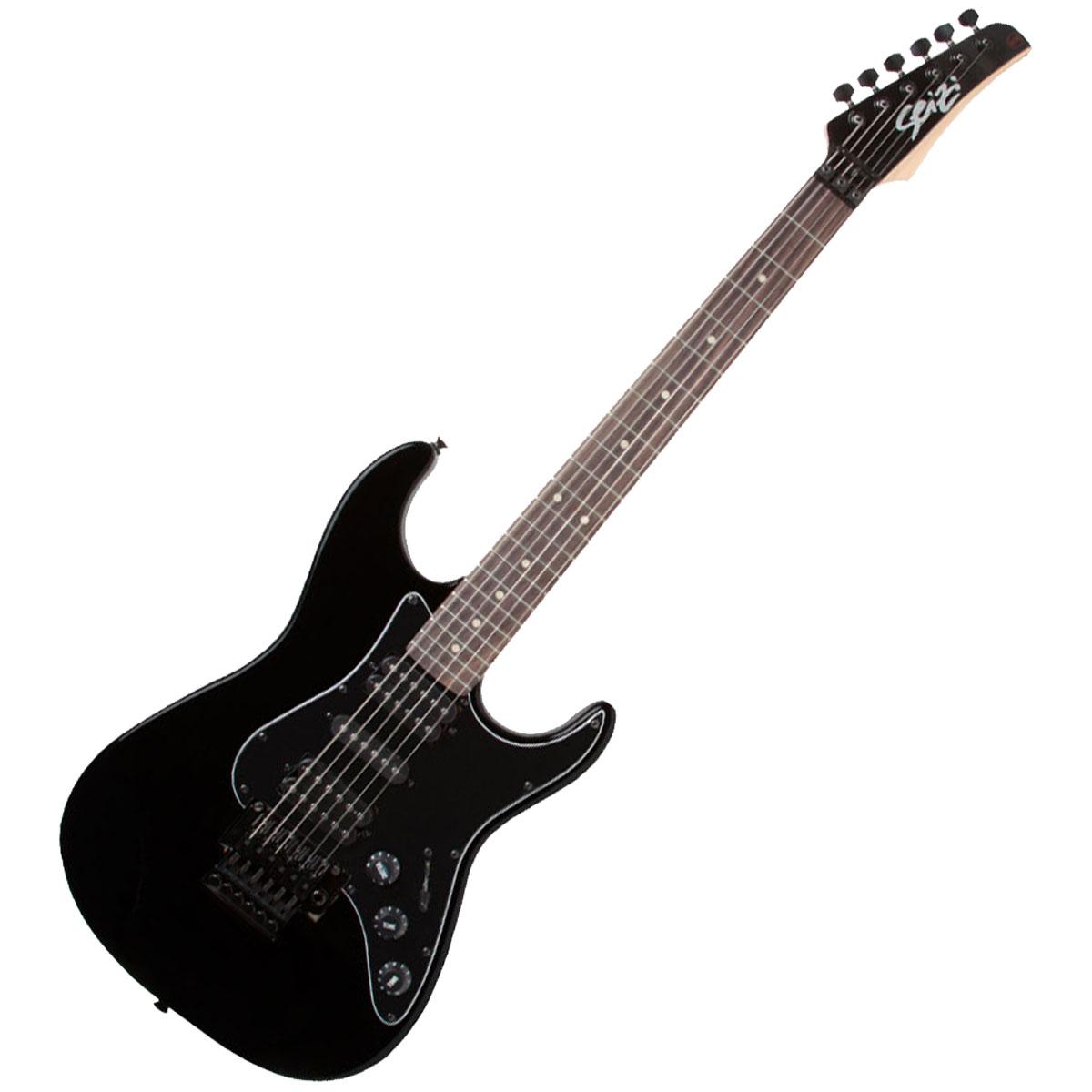 Guitarra Stratocaster 6 Cordas 22 Trastes c/ Escudo - Mosh RW Seizi
