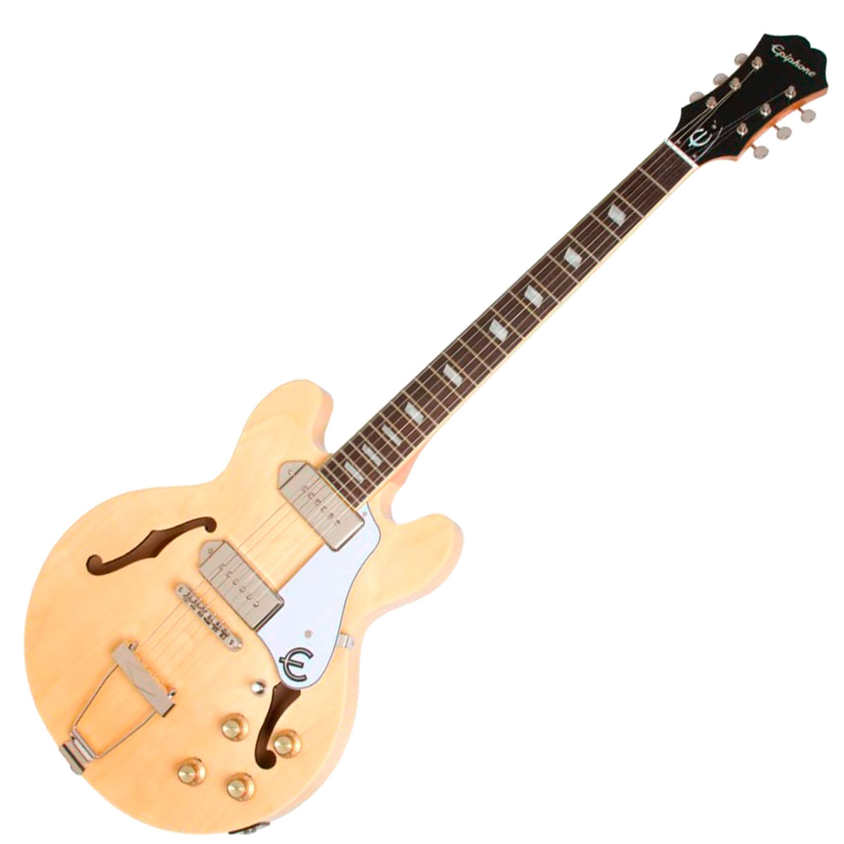 Guitarra Semi Acustica Casino Coupe Natural - Epiphone
