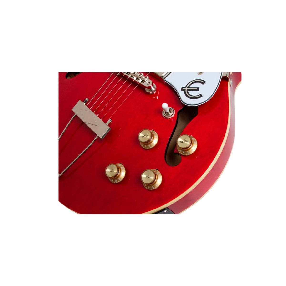 Guitarra Semi Acustica Casino Coupe Cherry - Epiphone