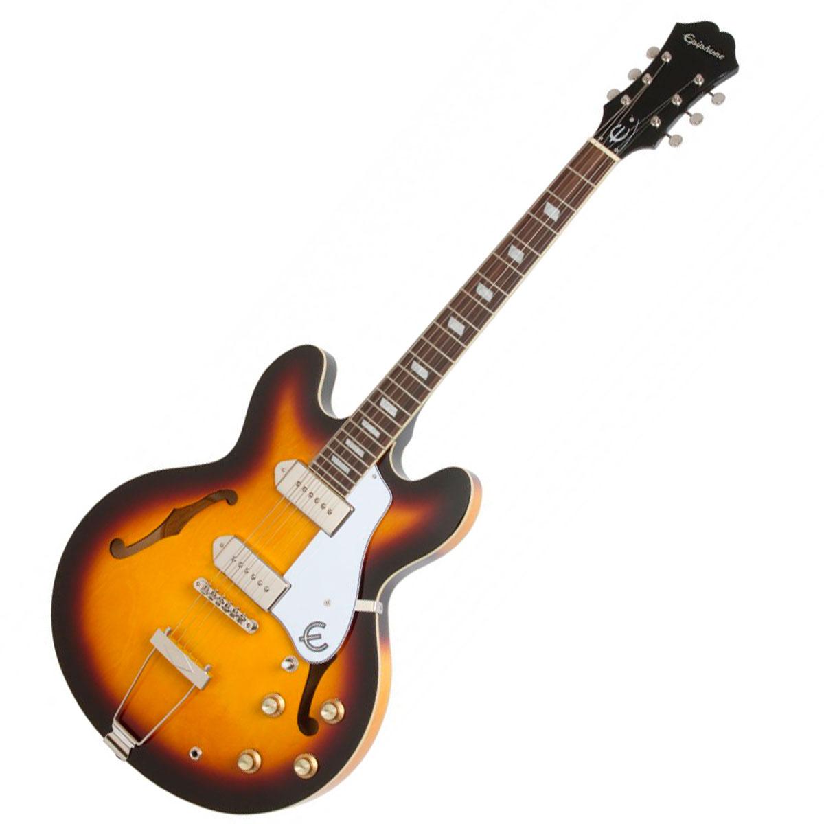 Guitarra Semi Acustica Casino Vintage Sunburst - Epiphone