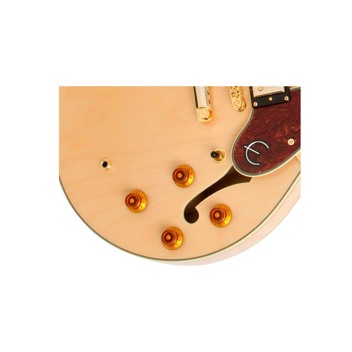 Guitarra Semi Acustica Sheraton II Natural - Epiphone
