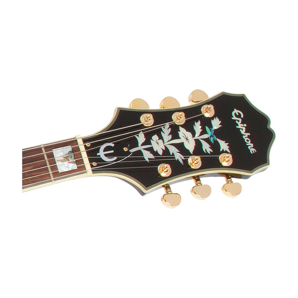Guitarra Semi Acustica Sheraton II Vintage Sunburst - Epiphone
