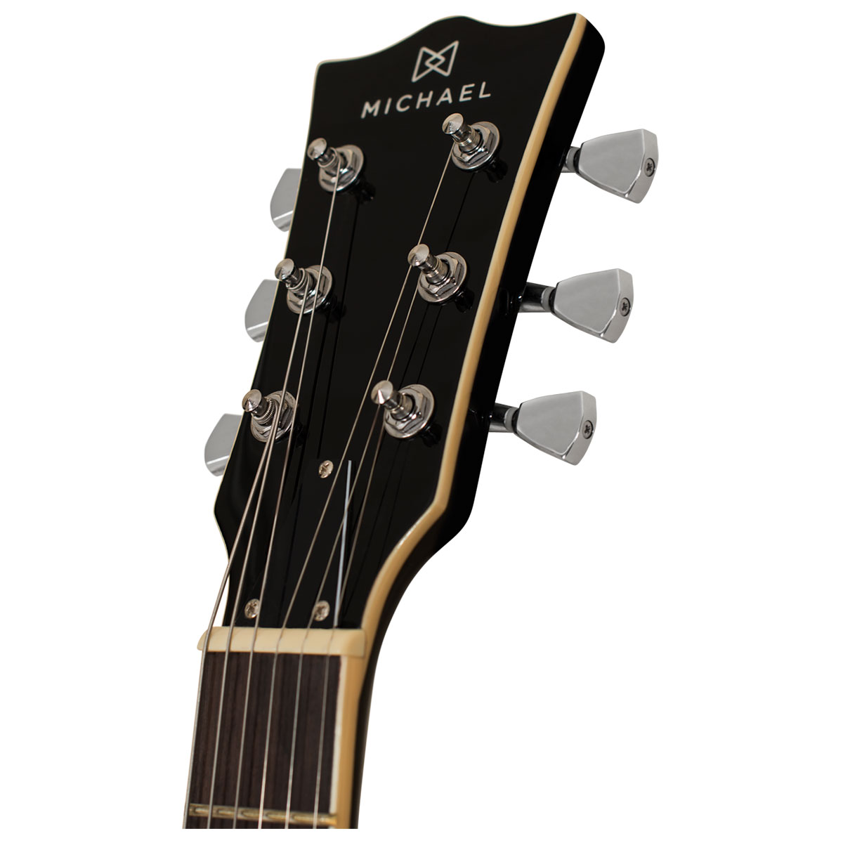 Guitarra SG Hammer GM850 BK Preta - Michael