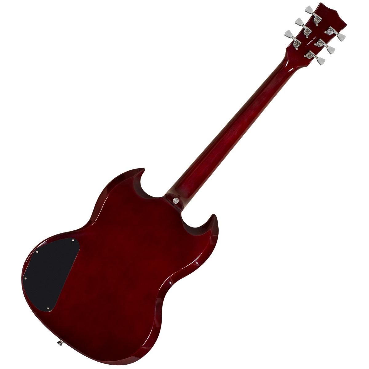 Guitarra SG Hammer GM850 WR Vinho - Michael