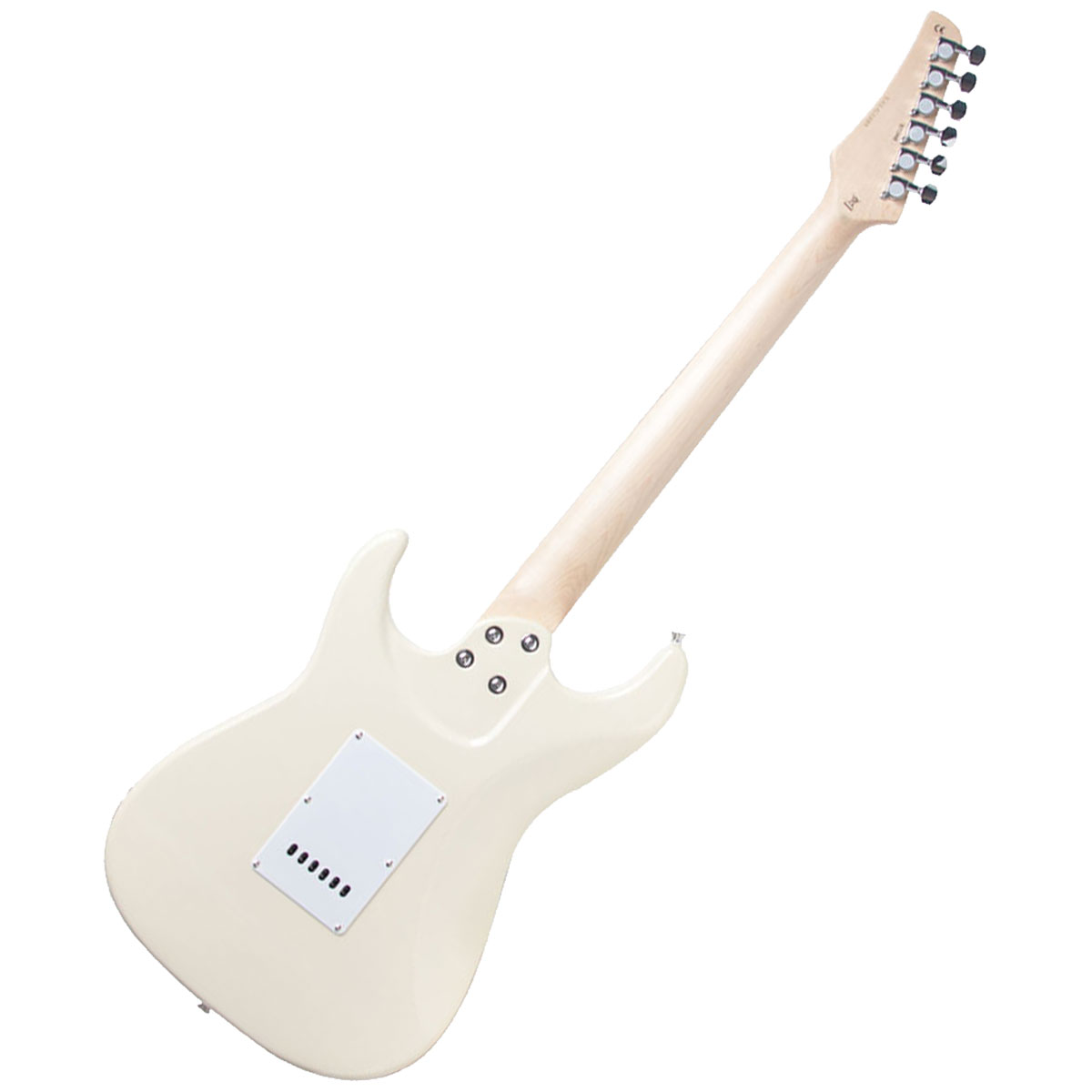 Guitarra Stone RW Ivory c/ Escudo Branco Perolado - Seizi