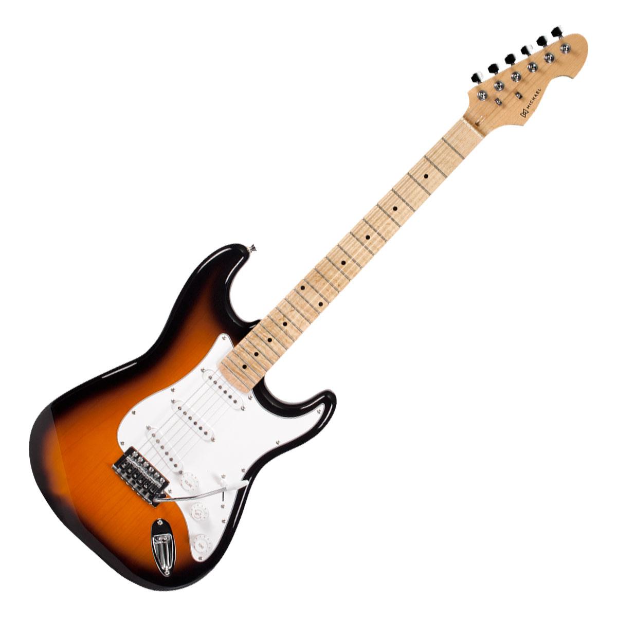 Guitarra Strato Advanced GM227 VS Vintage Sunburst - Michael