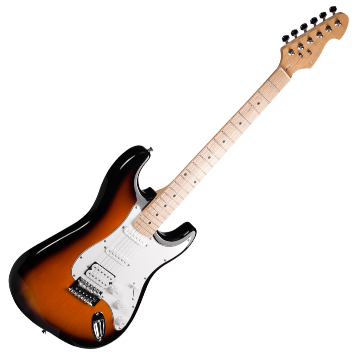 Guitarra Strato Power Advanced GM237 VS Vintage Sunburst - Michael