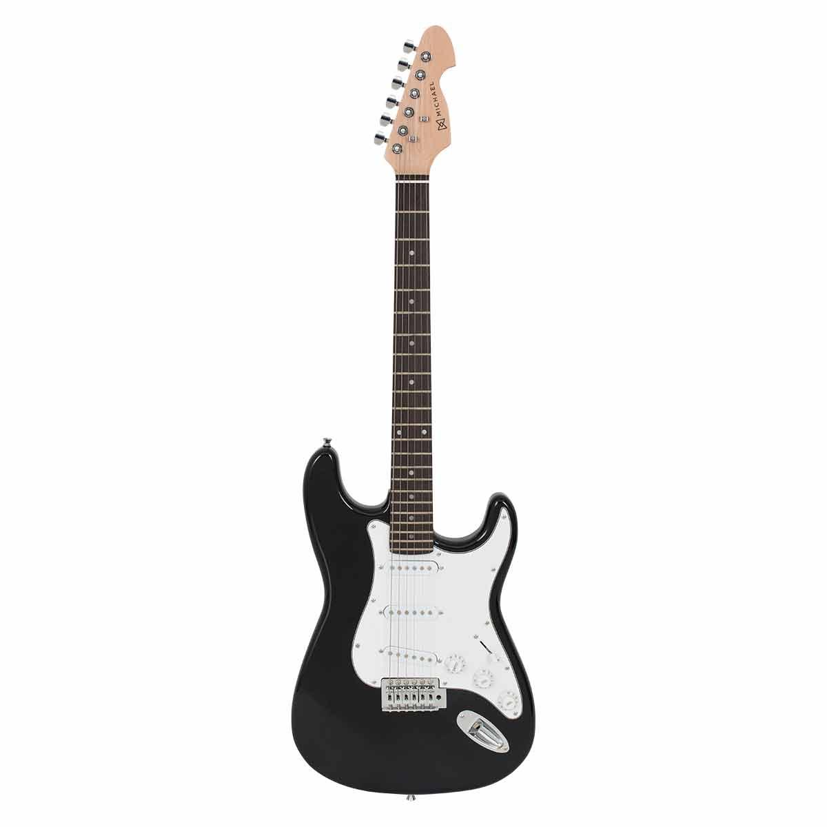 Guitarra Strato Standard GM217N MBK Preta Met�lica - Michael