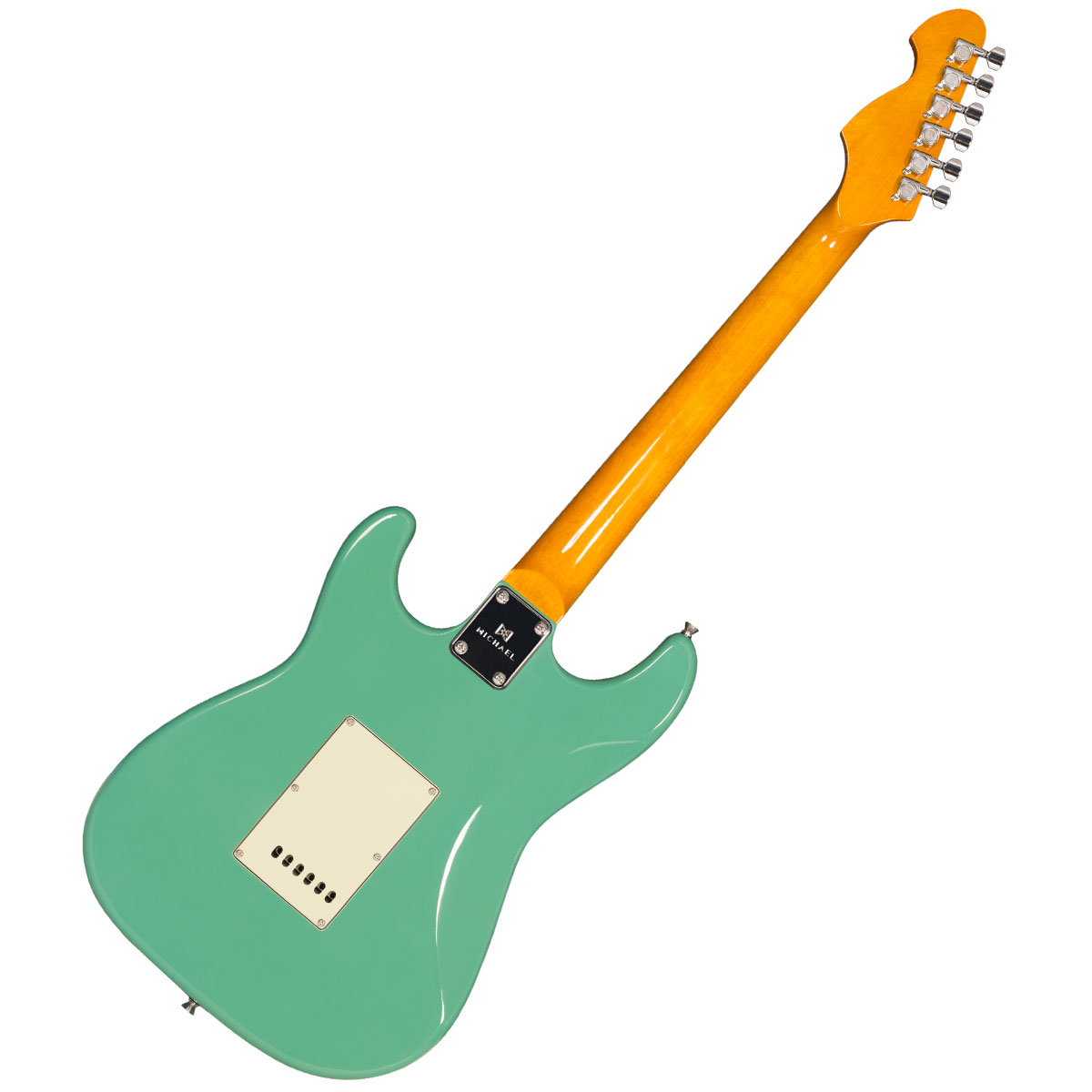 Guitarra Strato Stonehenge GM222N LG Verde Claro - Michael