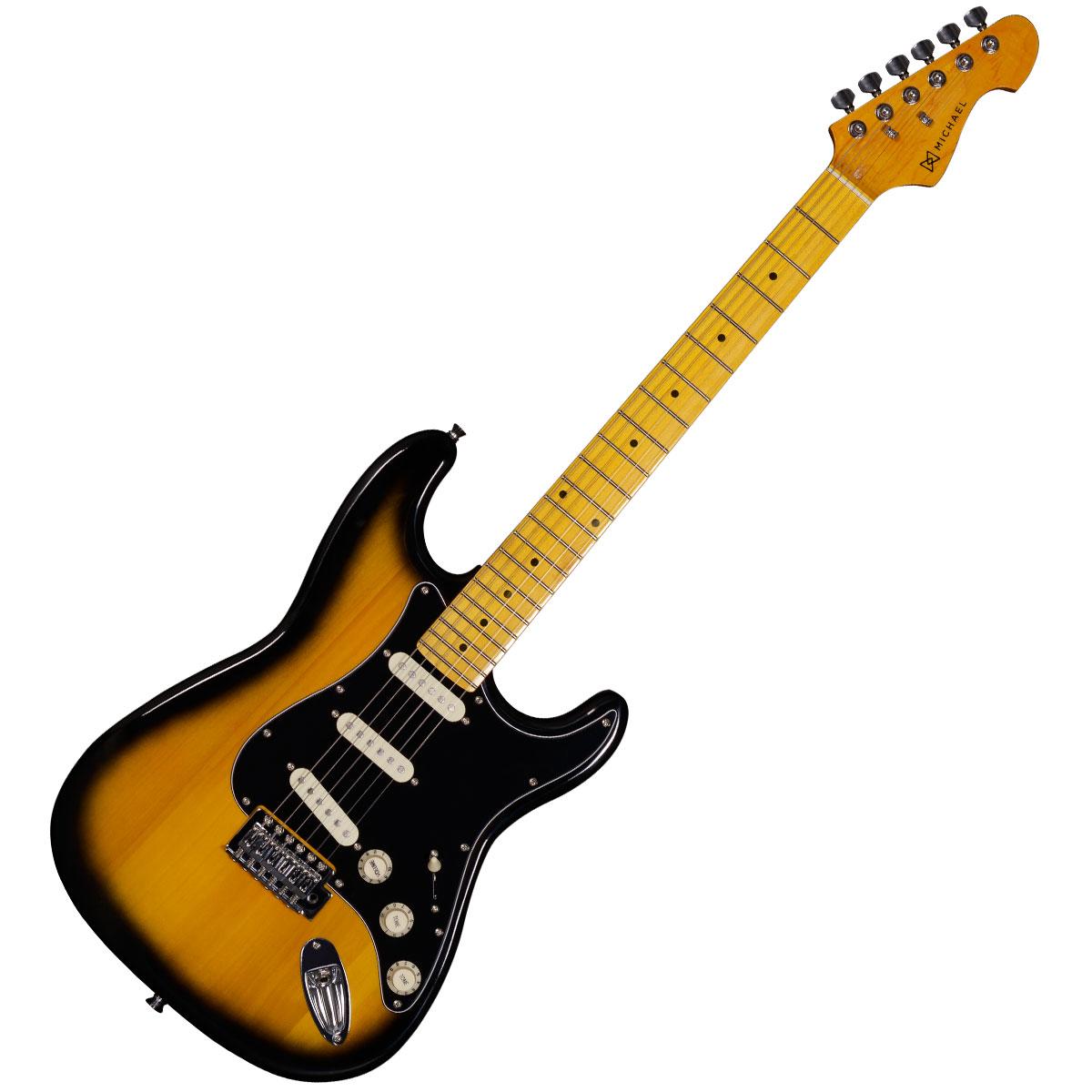 Guitarra Strato Stonehenge GM222N SK Black Sunburst - Michael