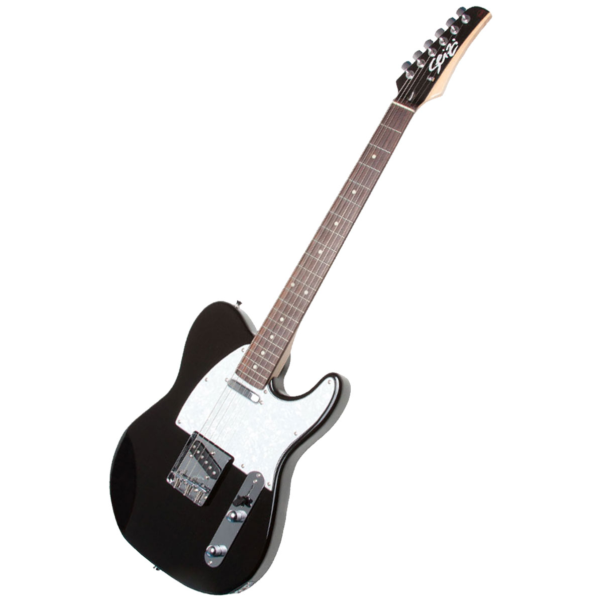 Guitarra Telecaster 6 Cordas 22 Trastes c/ Escudo - Television RW Seizi