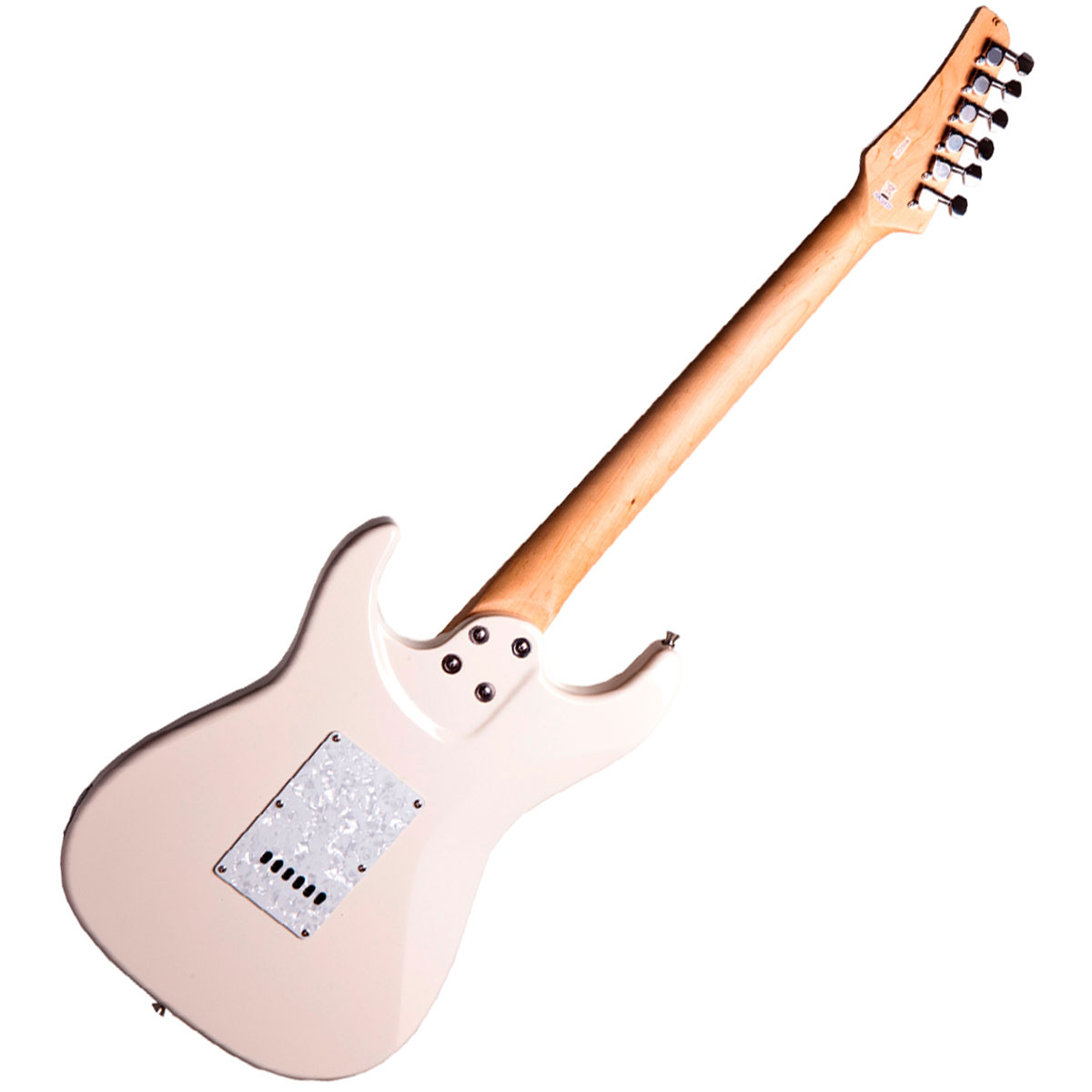 Guitarra Stratocaster 6 Cordas 22 Trastes c/ Escudo - Vision MP Seizi