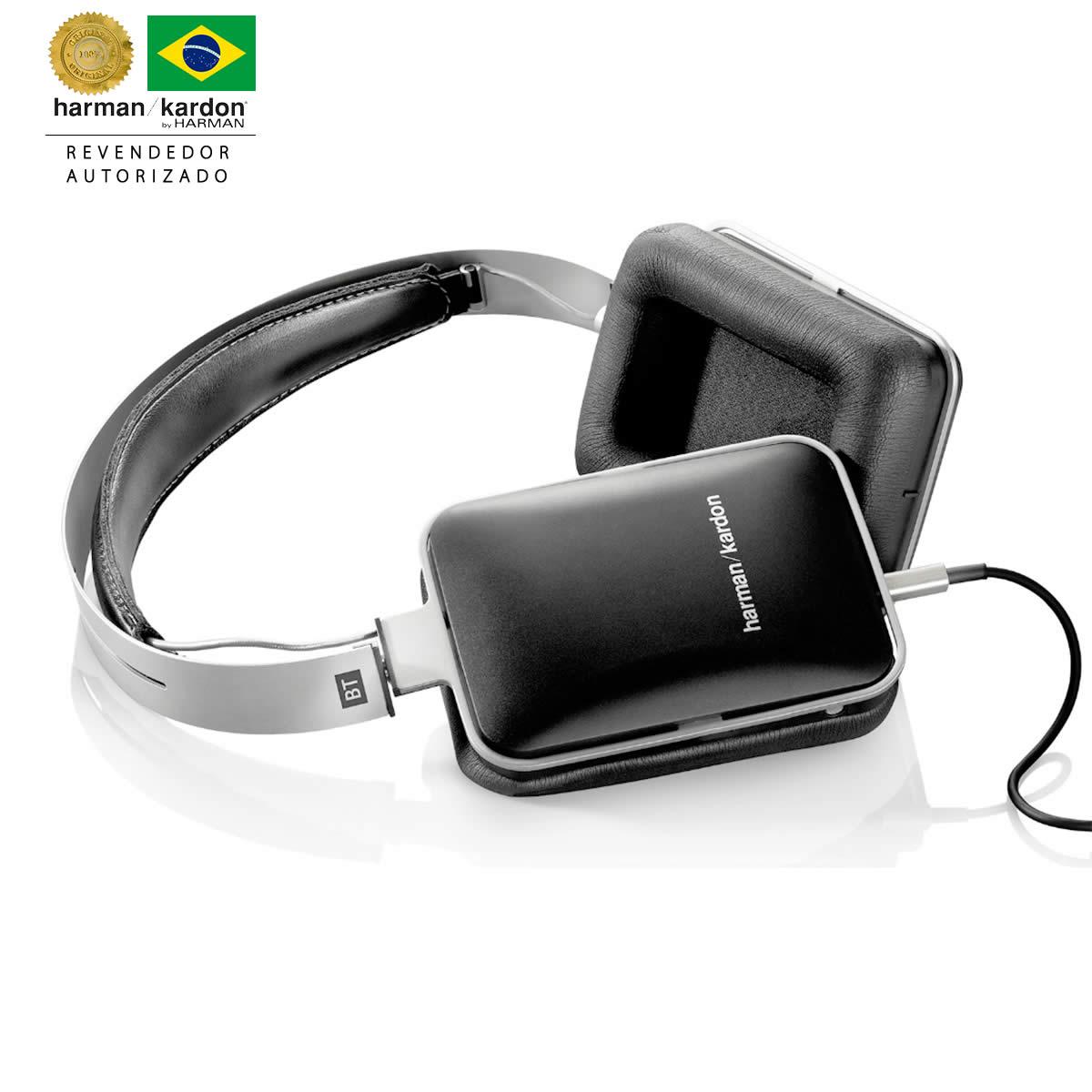 HAR/KARBT - Fone de Ouvido On-ear c/ Bluetooth HAR / KAR BT - Kardon