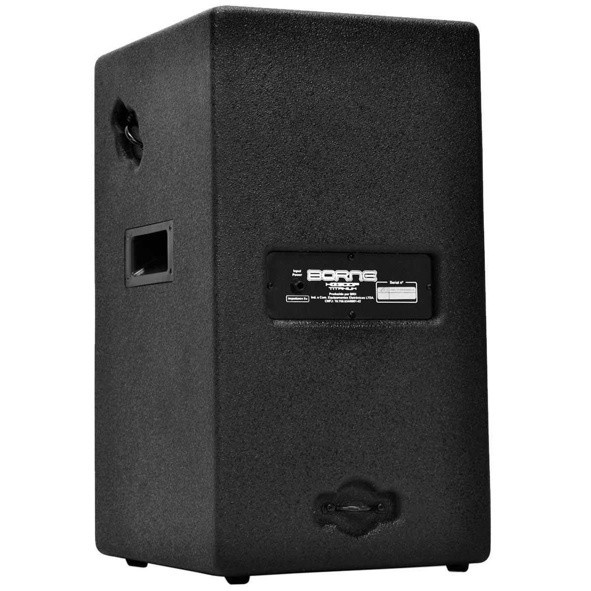 HG300P - Caixa Passiva 200W HG 300P Titanium - Borne
