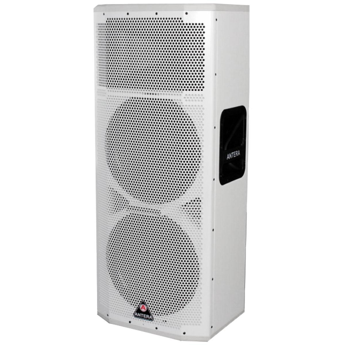 Caixa Ativa 600W Branca HPS12.2A - Antera